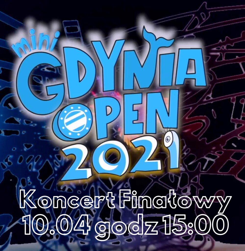 zdjęcie Koncert finałowy Mini Gdynia Open 2021 online